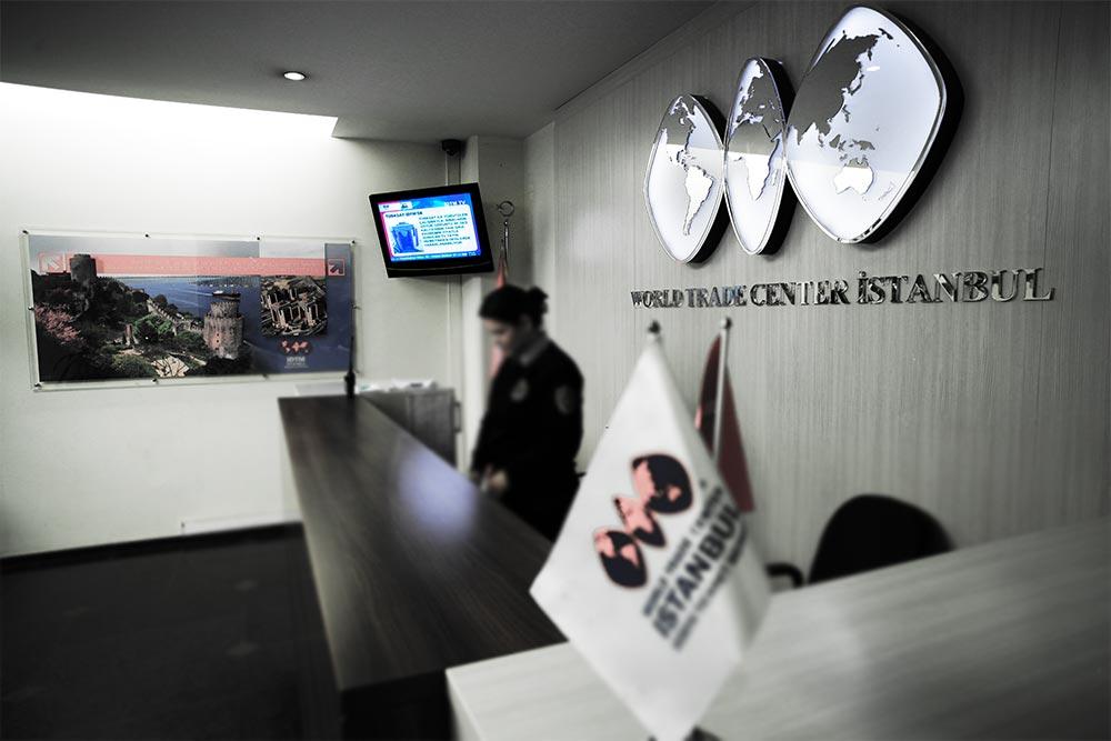 Digital Signage yazılımı ile sağlanandinamik iletişim platformu sayesinde, tüm şirket alanlarında çalışanlara ve ziyaretçilere bilgi verebilirsiniz